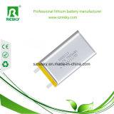 Bateria Li-Po 3.7V 10ah 10c do polímero do lítio para produtos de RC
