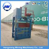 2017 New Type Press Máquina de empacotamento de roupa usada Baling Press Machine