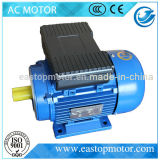 Motor aprovado 3HP do Ml do Ce para o ventilador com rotor da Alumínio-Barra