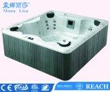 中国の高品質の長方形の渦の鉱泉の温水浴槽(M-3322)