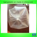 Sacos de lixo duráveis, sacos do pacote do HDPE