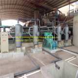 Sólido separación de líquidos de la máquina de vacío y filtro