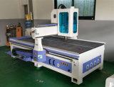 アクリルPVC MDF CNCのルーター1300*2500mmを広告する木