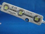 Luminosidade A prova de água 5054 Ulltrasonic Injection LED Module Do Fabricante