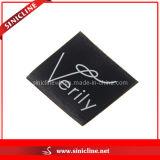 Подгонянное Soft Satin Printed Label с Customer Logo