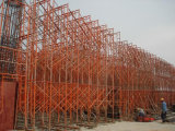 Construction를 위한 다재다능한 Frame Scaffolding
