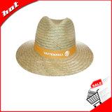 Panama-Hut, Strohhut, hohler Strohhut, Ansturm-Strohhut, Ansturm-Safari-Hut