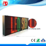 Afficheur LED extérieur de fonction visuelle polychrome du Pixel 10mm