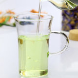 손 (CHT8621)를 가진 대중적인 Handmade 유리제 차잔