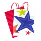 Papiertüten, packende Beutel, Geschenk-Beutel, Kraftpapier-Papiertüten, Einkaufen-Beutel, Fabrik-Verkauf