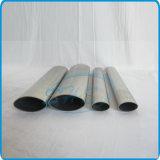 Pipes ovales elliptiques d'acier inoxydable pour le traitement de porte en verre