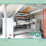 Papel resistente al agua sintética blanca BOPP con MSDS RoHS (RPG-54)