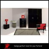 3 باب غرفة نوم خشبيّة خزانة ثوب باب تصميم غرفة نوم أثاث لازم مجموعة