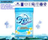 Máquina que lava o pó detergente