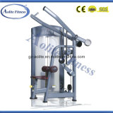 Color de oro de Lat Pull-Down Home Gym Equipment