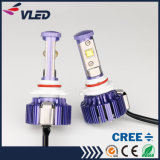 Lampade luminose eccellenti 6000k 3000k H7 H8 dell'automobile del faro del LED