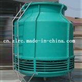 A alta qualidade FRP industrial opor a torre refrigerando de água do fluxo, fonte da fábrica