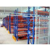Justierbares Lager-Speicher-Metallladeplatten-Racking