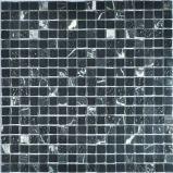 ガラスモザイク浴室の壁のタイル