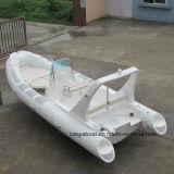 Liya 6.2m Rigid Inflatable Boat中国Hypalon Rib Boat Suppliers