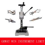 Machine de test de tension de flèche indicatrice manuelle (GW-010B)