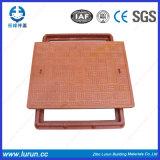 Крышка люка -лаза пользы A15 FRP Гринбелт составная