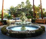 Fontana di marmo della scultura per la decorazione del giardino