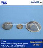 Диск/платформа/диск/Roundel ткани стального провода Stainess