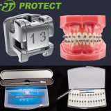 Passiver Orthodontics Selbst-Ligating Metal Brackets mit CE/FDA/ISO Certificate