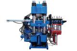 高精度二重ポンプ産業ゴムのためのフルオートマチック前部様式3rtの油圧成形機は分ける製品(KSH-100T)を