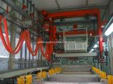 Автоматическая вертикальная медь, никель, производственная линия плакировкой хромия
