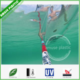 Canapés de pêche transparents PC incassables Transparent Polycarbonate Kayaks de mer