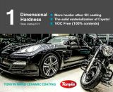 High Quality Glass Coating for Car Paint Care with 9h Hardness