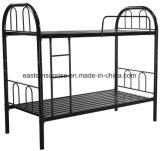 熱い販売の経済的な及び耐久の強い金属フレームの二段ベッド