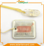 Étiquette personnalisée de réflecteur avec le cadeau