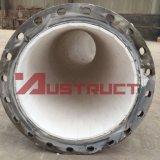 Placa resistente usada minera del trazador de líneas de la abrasión para la protección del desgaste del cemento