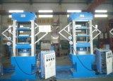 Deslizador de goma que hace a prensa de vulcanización del deslizador de EVA de la máquina
