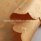 Новая высококачественная ткань 100% жаккарда полиэфира с цветками