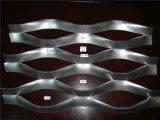 니켈 강철 확장된 금속 강철 그물