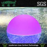Свет шарика PE освещения СИД украшения крытый напольный (LDX-B01)