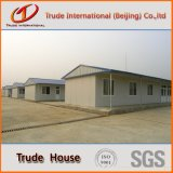 Bouw van de Structuur van het staal de Mobiele/Beweegbare/Prefab voor het Leven van de Bouw Huis