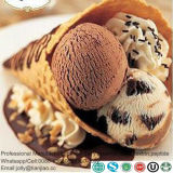 非酪農場のクリームが付いている予混合の堅くか柔らかいアイスクリームの粉