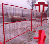 polvere di 6ftx9.5FT che ricopre la rete fissa provvisoria modulare provvisoria Canada/di recinzione