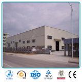 중국은 창고를 위한 금속 강철 구조물 목조 가옥 건물을 조립식으로 만들었다