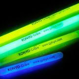 [كستومد] توهّج عصا بلاستيكيّة مع علامة تجاريّة ([دبد10100])