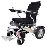 容易障害者のためのアルミニウム電気軽量の車椅子を運びなさい