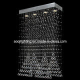 Lampe en cristal moderne décorative à extrémité élevé Aq88202