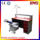 Equipo de enseñanza dental unidad dental de la simulación