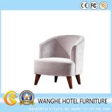 Белый европейский стул ткани для кафа