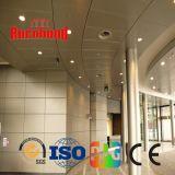 El panel compuesto de aluminio del PE del revestimiento PVDF de la pared del material de construcción de Guangzhou Rucobond (RUCO15-4)